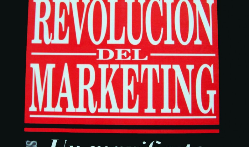 La revolución del Marketing, libro recomendado por Ingrid López