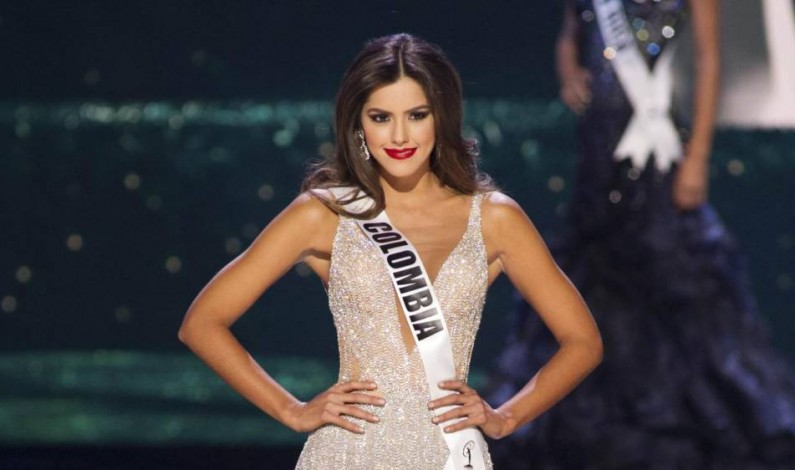 Colombia es Miss Universo