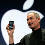 Steve Jobs y el iPhone